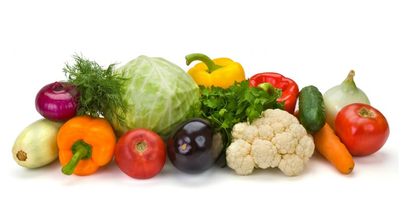 Sri Lankan organic fruits and vegetables