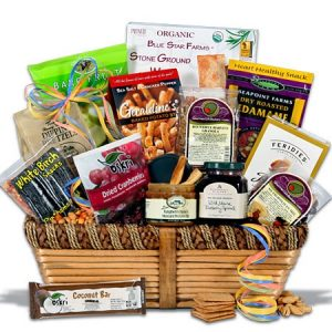Premium-Healthy-Gift-Basket